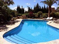 Villa to rent in mallorca nr pollensa/ alcudia