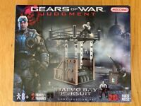 Meccano Gears of War - Halvo Bay Pursuit