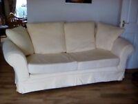 DFS sofas 3+2 seater