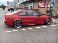 BMW E46 325ci M-Sport Coupe. Imola Red. 3 Series coupe. Will px or swap