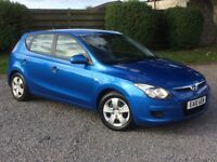 HYUNDAI i30 1.4 CLASSIC 2010 81K MILES FSH RECENT SERVICE 2 KEYS LONG MOT LOW INSURANCE PX WELCOME