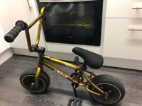 Small bmx bike
