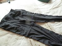 North Face sun protecting, lady's walking trousers