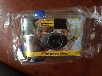 The money shop underwater camera