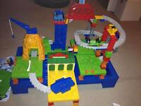 Thomas the train mega block set