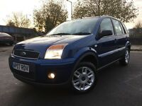 FORD FUSION ZETEC CLIMATE 1.4 TDCI 2007-REG,TURBO DIESEL, FULL SERVICE HISTORY,DRIVES LIKE NEW