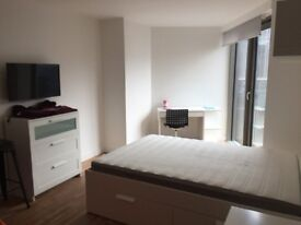 Studio flat to let over Summer - Liverpool Central