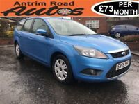 2010 FORD FOCUS 1.6 TDCI ECONETIC ESTATE ** FINANCE AVAILABLE WITH NO DEPOSIT **