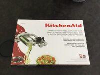 Kitchenaid Spiralizer Core and slice box set