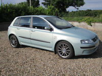 Fiat Stilo, MOT to June 2017.
