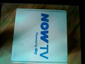 Now T.V. box