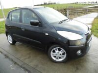 HYUNDAI I10 1.2 COMFORT 5d 77 BHP 6 Month RAC Parts & Labour Warranty
