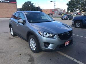 2013 Mazda CX-5 GS/Fully Loaded/One Owner/No Accidents/Navi/Back