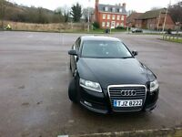 Audi A6 2.0 tdi 2008 high specification very good condition