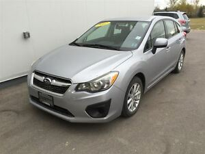 2012 Subaru Impreza 2.0i Touring Package (M5)
