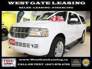 2014 Lincoln Navigator L LONG LIMITED  | NAVIGATION | CAMERA |
