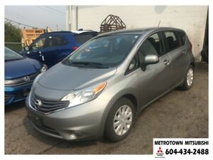 2014 Nissan Versa Note 1.6 SV; Local & No accidents!