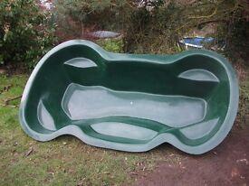 POND - Fibreglass pond new