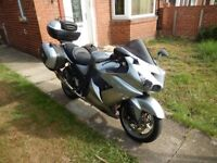 ZZR 1400 in very clean low mileage