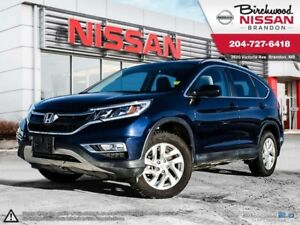 2016 Honda CR-V SE Local! ONE Owner!