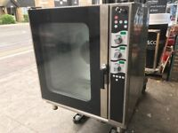 COMBI STEAM OVEN CATERING COMMERCIAL KITCHEN EQUIPMENT FAST FOOD BAKERY CAFETERIA KITCHEN SHOP BAR