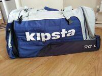 2 Large bags Sport bag Travel bag one 90L capacity + one 60L capacity BOTH FOR £15!
