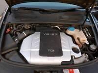 Audi A6 SLine 2.7 diesel estate automat