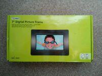 7 inch digital frame