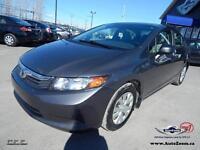 2012 Honda Civic Sdn DX **29,80$/sem*