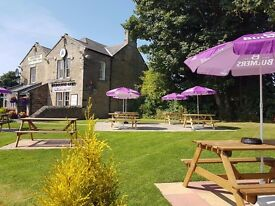 Experienced Part Time Bar/Waiting staff required