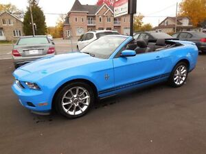 2011 Ford Mustang V6 Autom.  In.t Cuir Certifiée