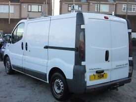 Vauxhall Vivaro 1.9 Di 2900 Panel Van 4dr (SWB) DRIVE ME AWAY TODAY!!
