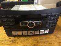Mercedes w207 e class coupe sat nav unit for sale call us for any info