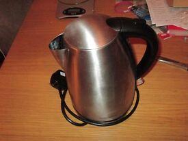 Morphy Richards 43615 Brushed Stainless Steel Jug Kettle
