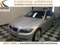 2009 BMW 335D Power Sunroof Heated Seats Loaded *Everyone Approv
