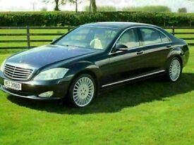 image for Mercedes-Benz, S CLASS, Saloon, 2007, Semi-Auto, 2987 (cc), 4 doors