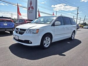 2017 Dodge Grand Caravan Crew - only $211 biweekly!