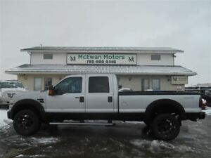 2008 Ford F-350 XLT Diesel Lifted