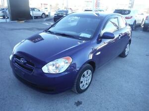 2010 Hyundai Accent L  hatchback automatique