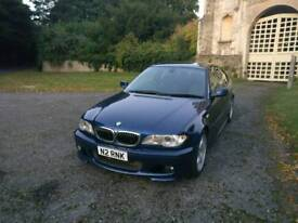 2003 BMW 330cd M Sport Coupe Manual 6 Speed Facelift