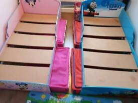 Toddlers boy and girl beds