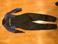 Orca alpha men's triathlon wetsuit size 9 new rrp £550