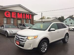2014 Ford Edge Limited Pano Roof Navi AWD