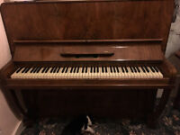 Piano FREE to good home Must collect