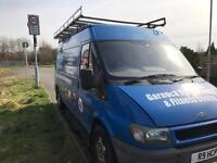 Ford transit 2001 ,,long mot November 2017 ..please read ad before contact