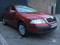 Skoda Octavia 1.6L manual 5 doors