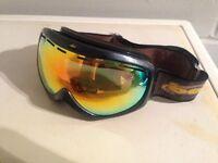 Ski board goggles