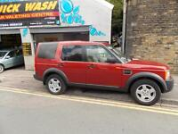 discovery 3. 2.7 diesel. 7 seater. 2006.