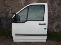 For Connect van,passenger side front door.