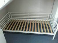 IKEA day bed metal frame 200 x 100 cm